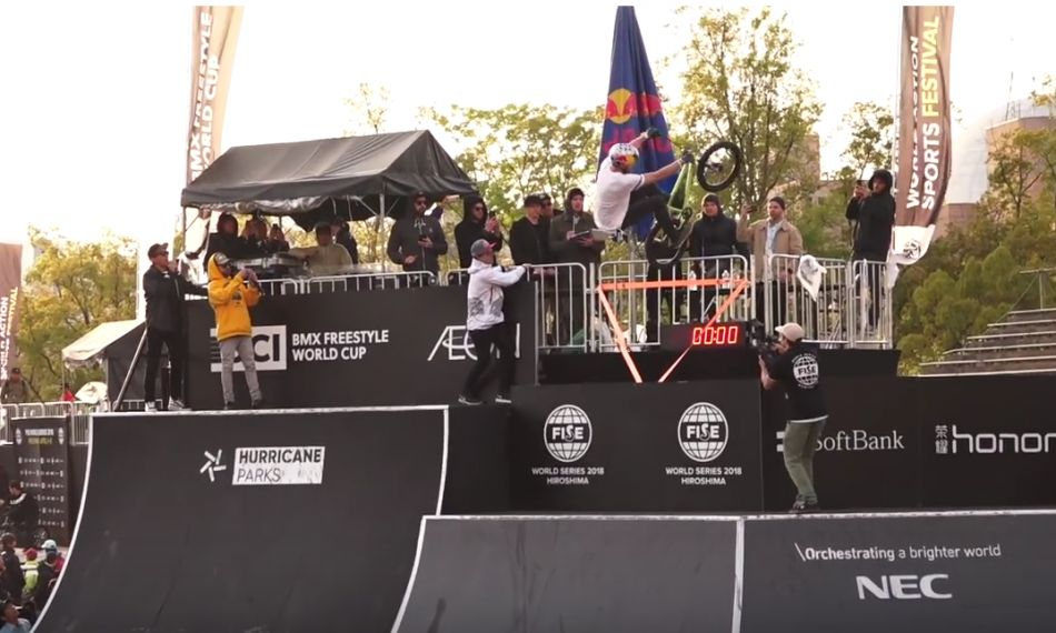 THE BANGERS of FISE: Hiroshima 2018 by Vital BMX