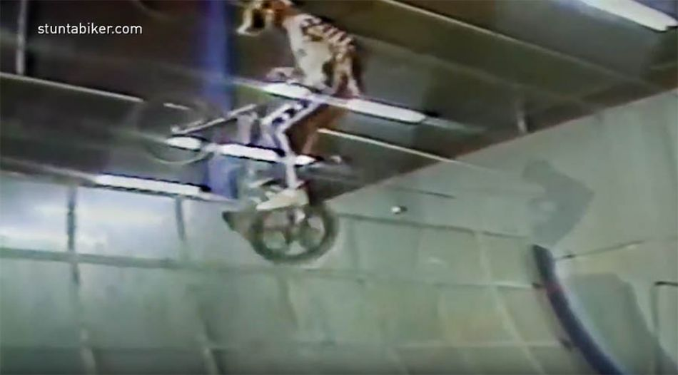 BMX | Rich Hutchins | The Amazing Hutch Bicycle | 1980's | by The Stuntabiker