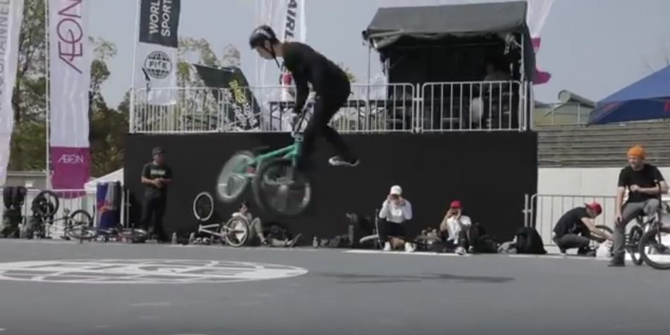 FISE: Hiroshima - First Impressions. By Vital BMX