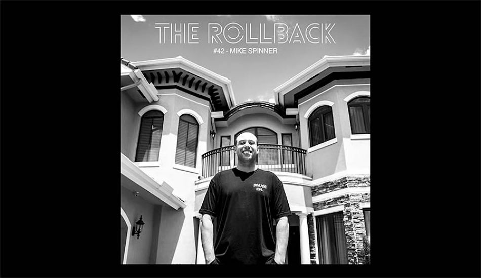 #042 - Mike Spinner / The Rollback: a BMX Podcast