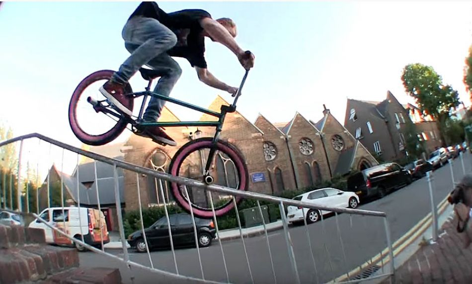 S&M X United BMX - POSTCODE London - Episode 2