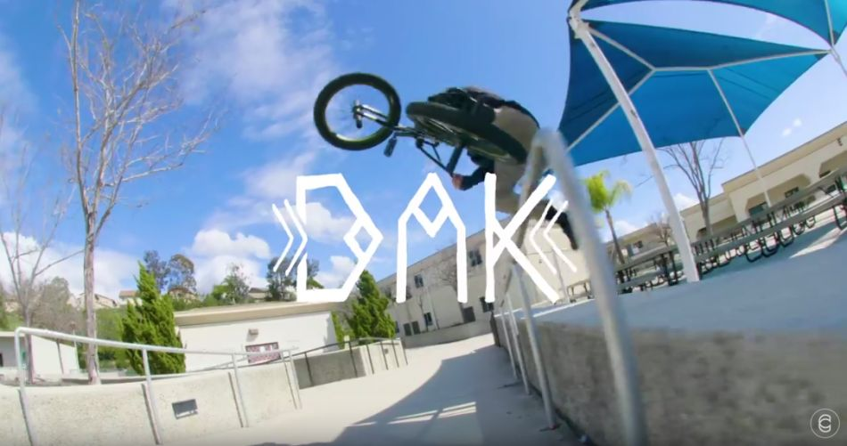 Dakota Roche Signature Sessions - Cinema BMX
