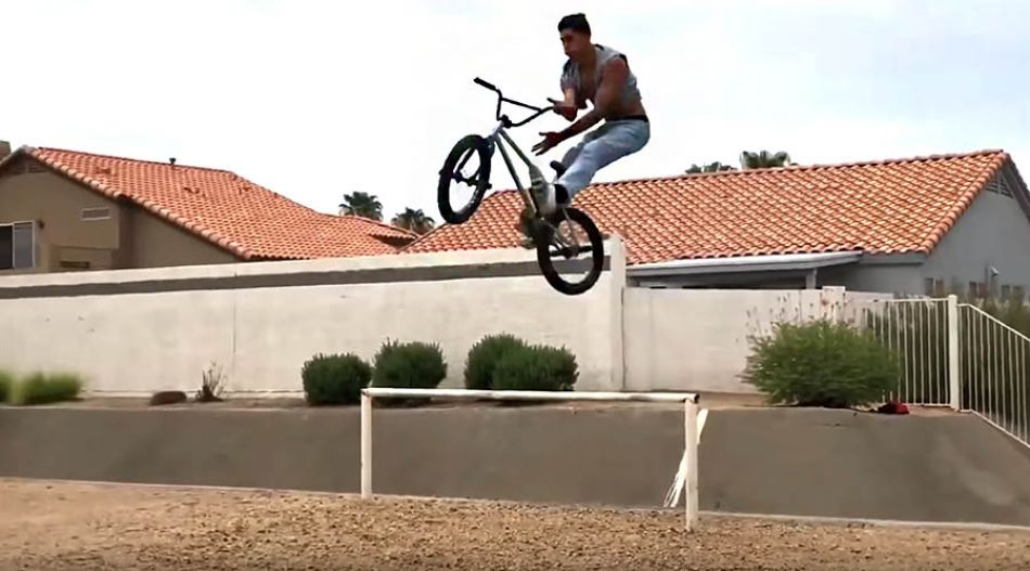 DOUBLE BARS OFF ROOFS - ANTHONY MARIN