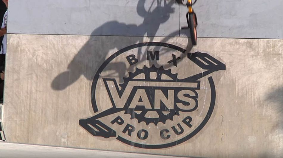 VANS BMX Pro Cup in Germany: Practice Highlights by freedombmx