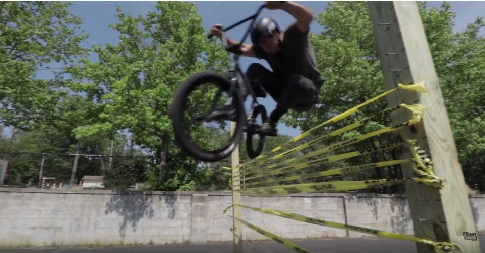 HIGH JUMP CHALLENGE! by Scotty Cranmer