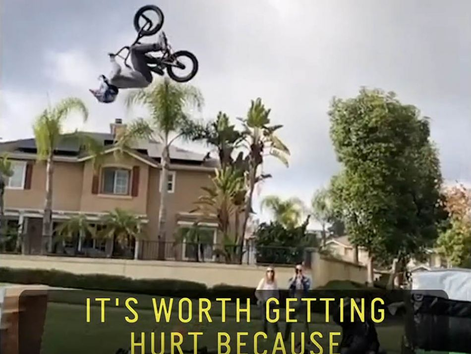 9-Year-Old BMX Prodigy by 60 Second Docs